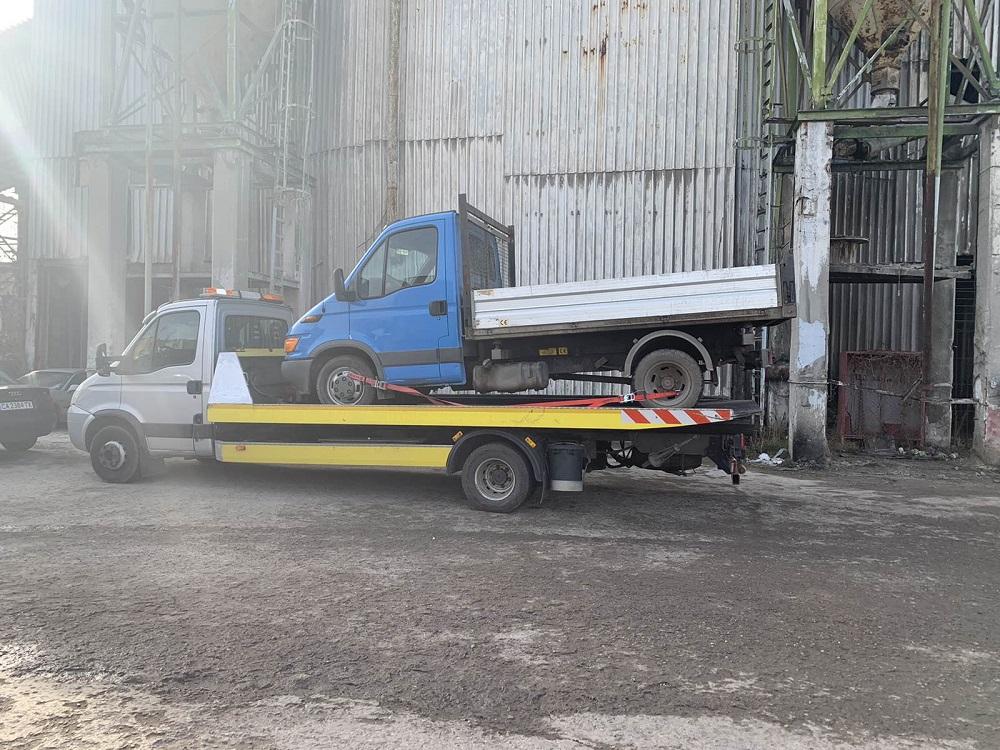 Пътна помощ на малък камион София
