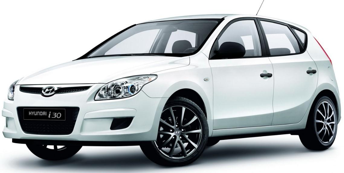 Hyundai i30 рентакар кола под наем от Тони Авто