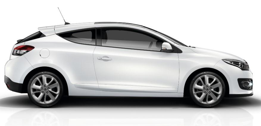 Renault Megane коли под наем от Тони Авто